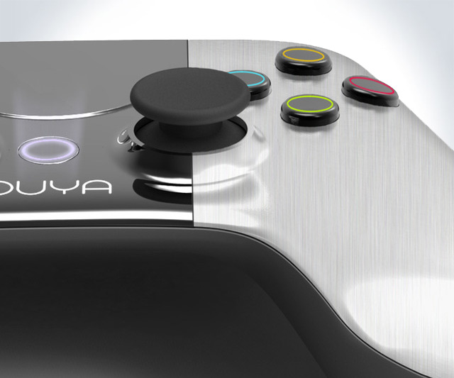 OUYA Open-Source Video Game Console
