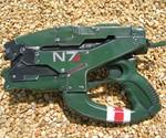 Mass Effect 3 N7 Eagle Pistol Replica