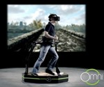 Omni Virtual Reality Treadmill