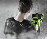 Tek Recon - Live Action FPS Video Game