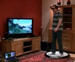 WIZDISH - Moving Platform for VR Gaming