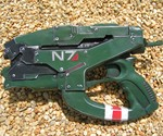 Mass Effect 3 N7 Eagle Pistol Replica
