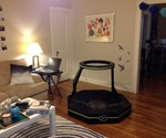 Omni Virtual Reality Treadmill