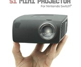 AAXA S1 Mini Nintendo Switch Dock Projector