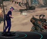 KAT Walk C Personal VR Treadmill