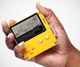 Playdate Handheld Game System