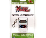 Retro Mattel Football Game Keychain