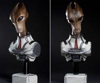 Mass Effect Salarian Statue