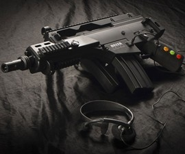 Delta Six Open Source Gaming Gun