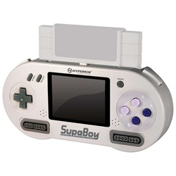 Portable Pocket Super Nintendo