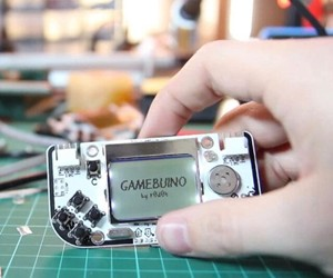 Gamebuino Arduino Game Console