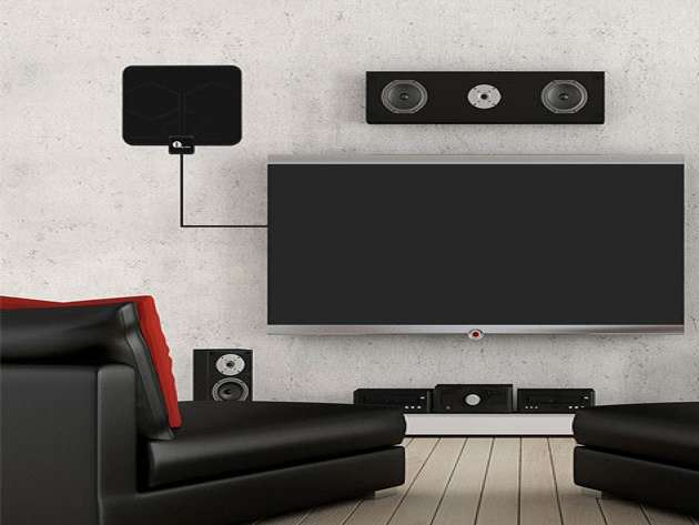1byone Digital Indoor Hdtv Antenna Dudeiwantthat Com