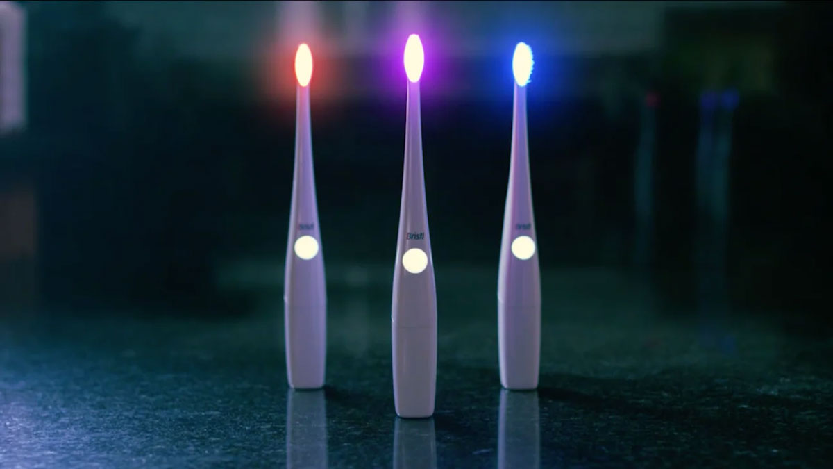Bristl Phototherapy Electric Toothbrush