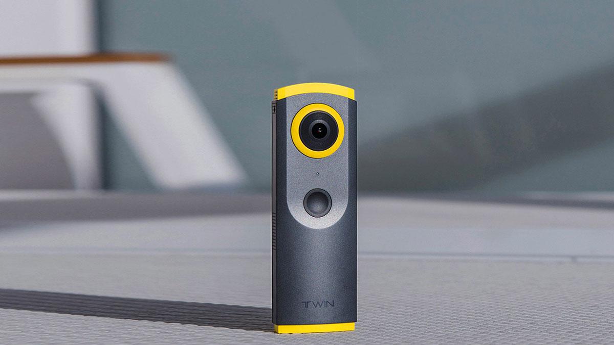 Detu Twin 360-Degree Camera