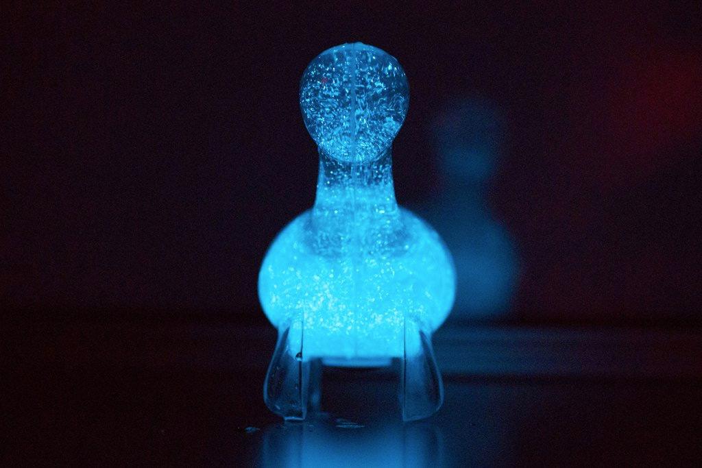 Dino Pet Bioluminescent Night Light Dudeiwantthat Com