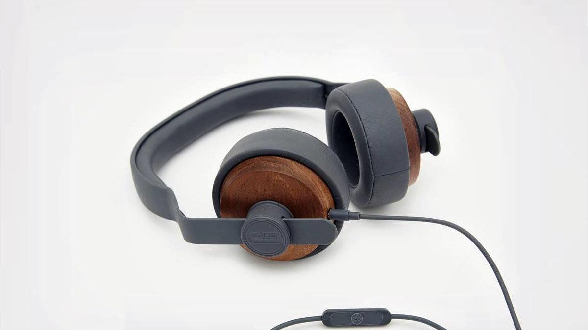 Grain Audio Wood On-Ear Headphones