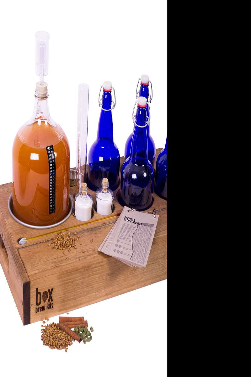 Home Brewing Beer Amp Bottle Kits Dudeiwantthat Com