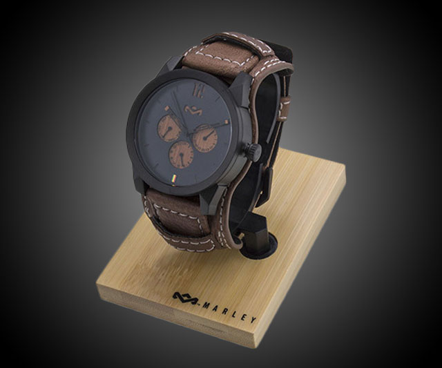 Good House Of Marley Leather Watches ...
