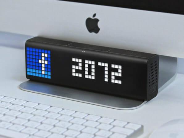 Lametric Time Connected Smart Clock Dudeiwantthat Com