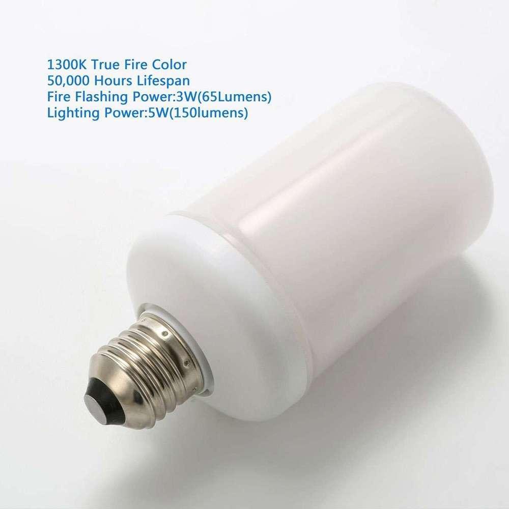 LED Flame Flicker Lightbulb