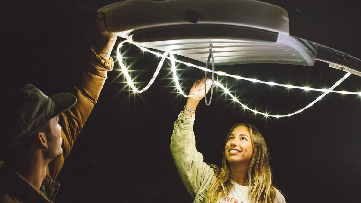 Luminoodle XL Light Rope with Power Bank