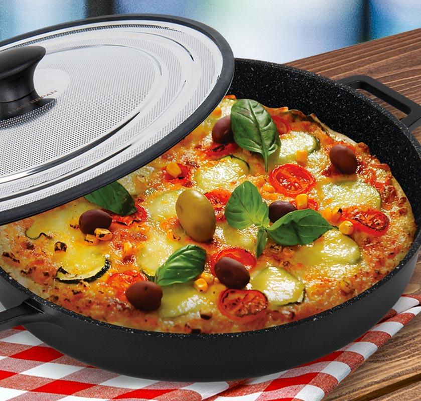 Masterpan Stovetop Oven Grill Pan Dudeiwantthat Com