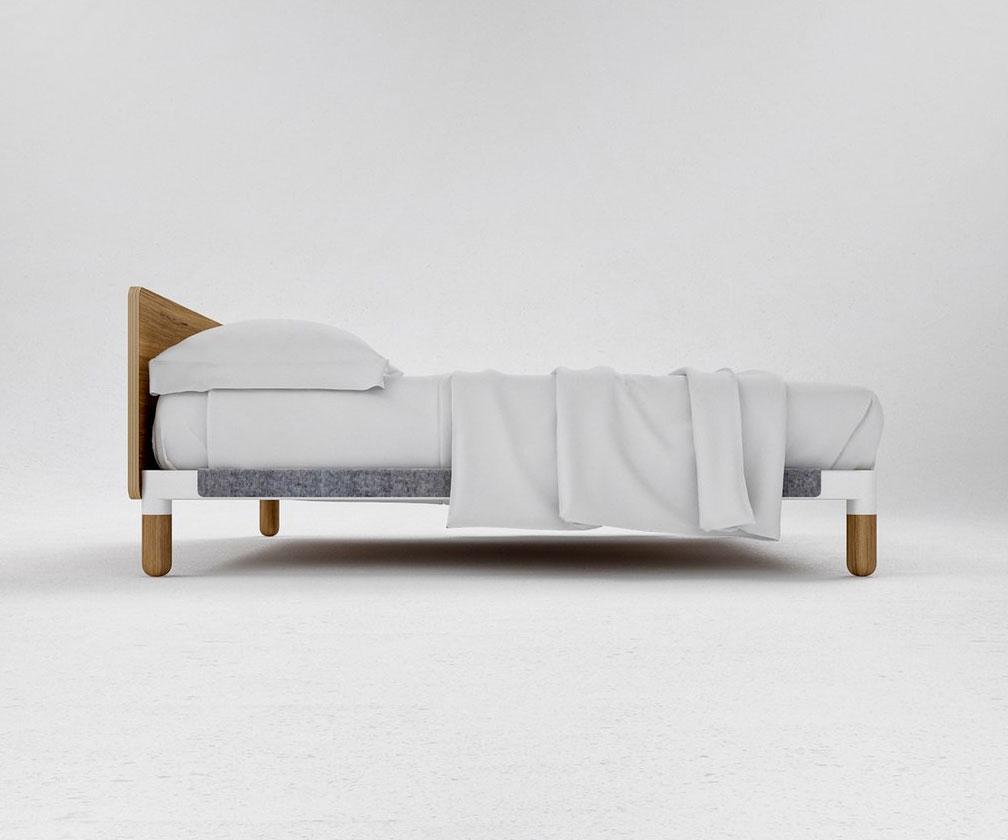 Memory Foam Mattress Bed Frame King