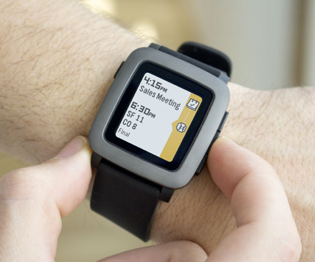 Pebble time smartwatch for Pebble watches