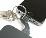 ChargeKey - Key-Sized Charging Cable