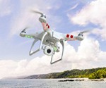 DJI Phantom FC40 Drone with WiFi Camera