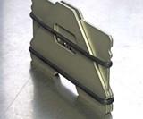 A3 Aluminum Plate Wallet