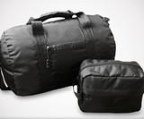 Bomber Barrel Duffel Bag Complete Set