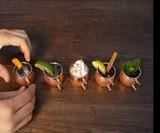 BOS Mugshots Moscow Mule Shot Glasses