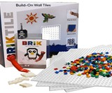 Brik LEGO-Compatible Wall Tiles