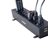 Dyconn 12-Port USB Power Hub