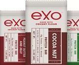 Exo Ground Cricket Protein Bars