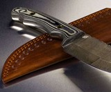 Forseti Damascus Steel Knives