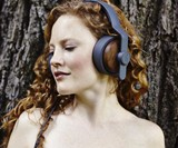 Grain Audio Wood On-Ear Headphones