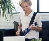 Jamstick Wireless Smart Guitar