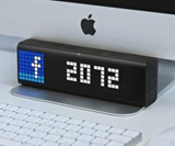 LaMetric Time Connected Smart Clock