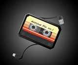 LithiumCard Pro Retro Series Lightning Chargers