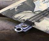 Pocket Samurai Titanium Keychain Knife