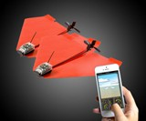 PowerUp 3.0 Smartphone-Controlled Paper Airplanes