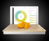 Prep Pad Smart Food Scale