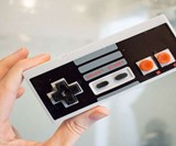 Scented NES Controller Soap