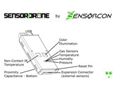 Sensordrone 11-in-1 Bluetooth Sensor