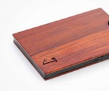 Slim Timber Wood Card Wallet