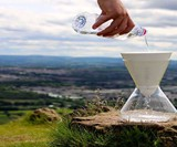 Soma Glass Carafe & Sustainable Water Filter