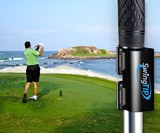 SwingTIP & Live MobiCoach Golf Lesson