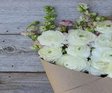 The Bouqs Company Double Flower Bouquet